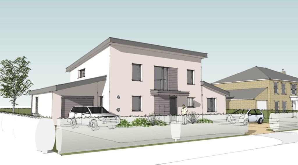 passivehouse in Norwich